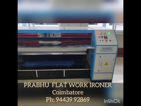 Flat Worker Ironer