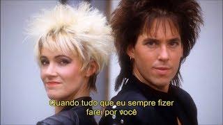 Roxette   The Look (Tradução) Novela Verão 90