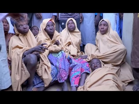 104 Dapchi schoolgirls freed by Boko haram