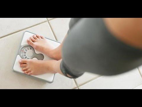 Orang kehilangan berat badan dengan 11 kg