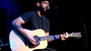 Tony Lucca - Stay With Me Tonight - Space - 8/10/10