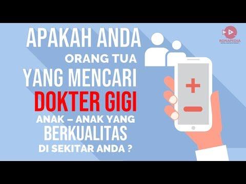 089630633000 (WA/Telp) Jasa Pembuatan Video Animasi Profil/Promosi/Iklan Dokter Gigi Anak Semarang