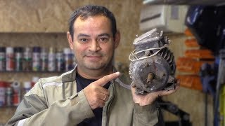 AT FIRST IT WAS JUST THE ENGINE. MANUFACTURER COOL UNIVERSAL MACHINE. PART 1