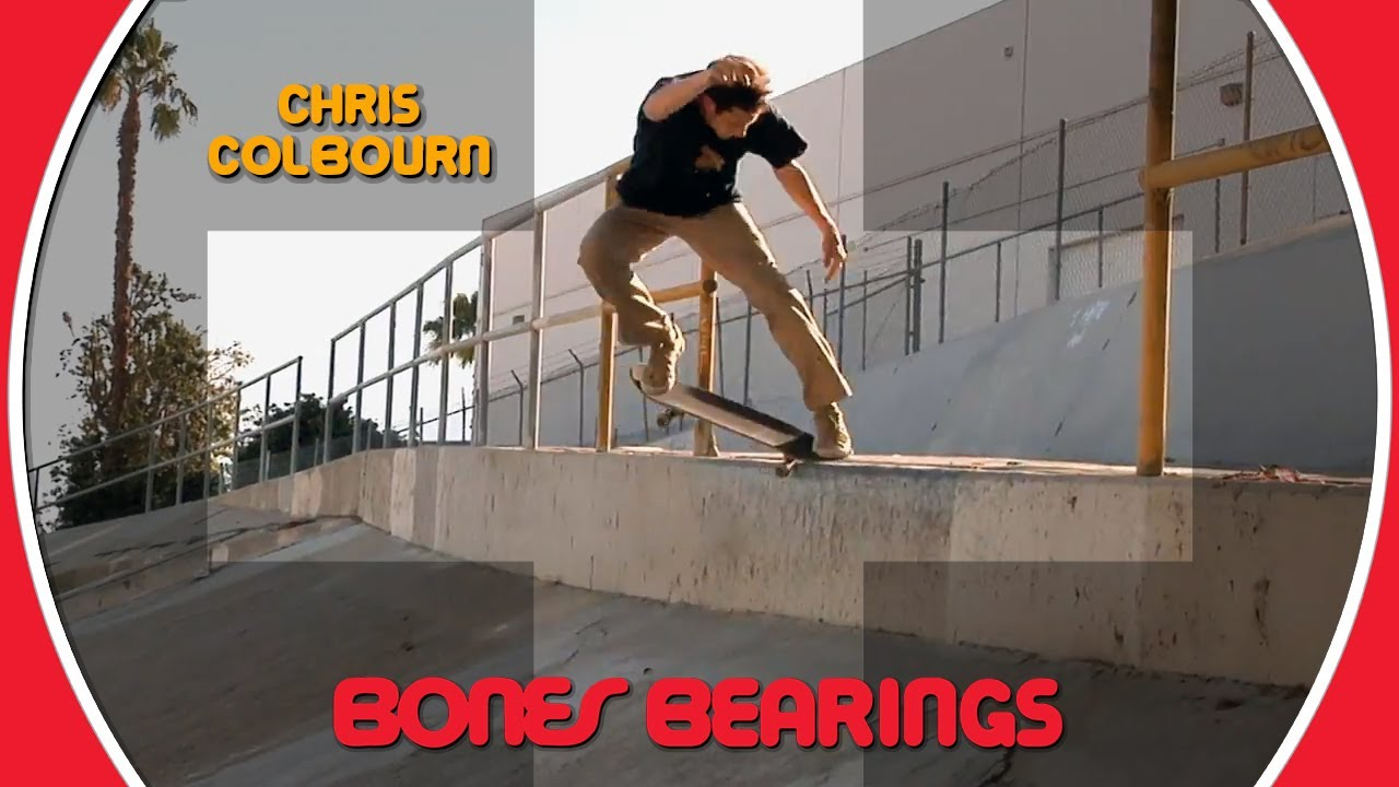 Chris Colbourn Commercial - Bones Bearings