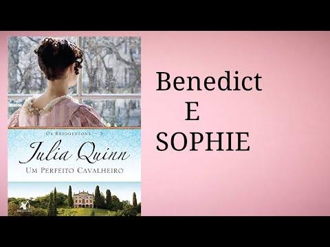 SÉRIE OS BRIDGERTONS: Um Perfeito Cavalheiro - Julia Quinn vol. 3