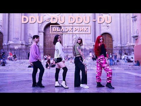 [KPOP IN PUBLIC CHALLENGE SPAIN] '뚜두뚜두 (DDU-DU DDU-DU)' BLACKPINK Dance Cover By WhitePink