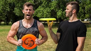 Dueling Frisbee Battle | Brodie Smith vs. Tom Brodie