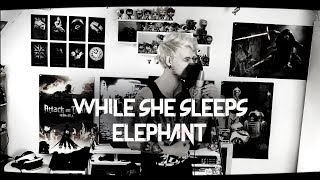 While She Sleeps   Elephant ( Crazy Noctis Cover )