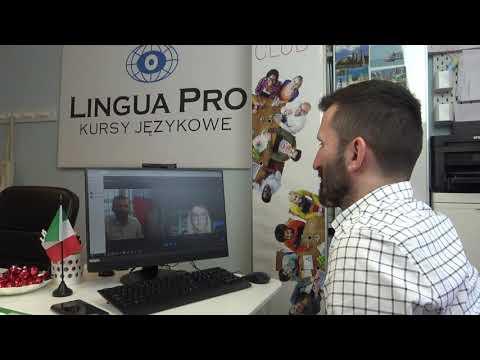 Kadr z filmu na youtube - Najprawdziwsza lekcja języka włoskiego 7_20 online