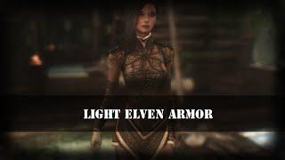 TES 5: Skyrim | Легкие эльфийские доспехи