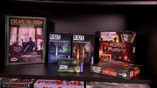 Spezial: Escape / Exit - Spiele - Fortsetzungen