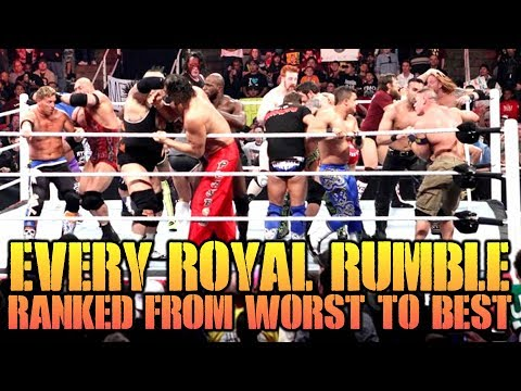Every Royal Rumble Match Ranked From Worst To Best