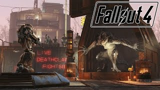 FALLOUT 4 DLC Breakdown & New BGS Project Discussion! - H.A.M. Radio Podcast Ep 50