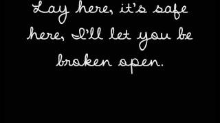 Adam Lambert - Broken Open (Lyrics)