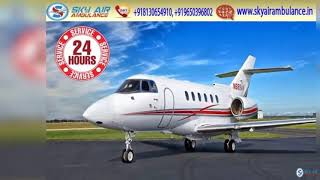 Pick Any-time an Inexpensive Cost Air Ambulance from Mumbai