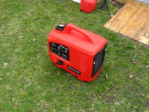 honeywell  inverter generator walmartcom