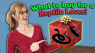 10 Gift Ideas for Reptile Lovers!