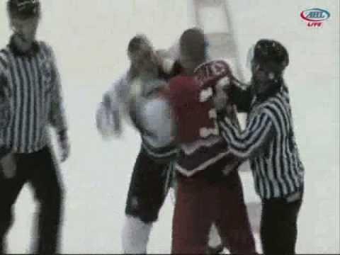 Trevor Gillies vs Hans Benson