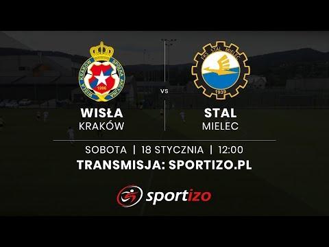 TRANSMISJA NA ŻYWO: Wisła Kraków - PGE Stal Mielec [WIDEO]
