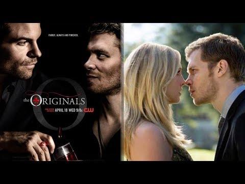 The CW Debuts FINAL Originals Season Poster & Cast Is ROOTING For Klaroline?