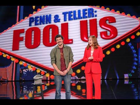 Penn & Teller Fool Us mit