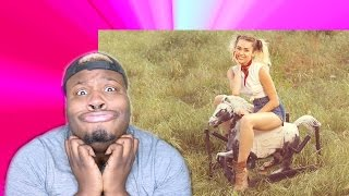 "MILEY CYRUS ""MALIBU VIDEO"" (REACTION)