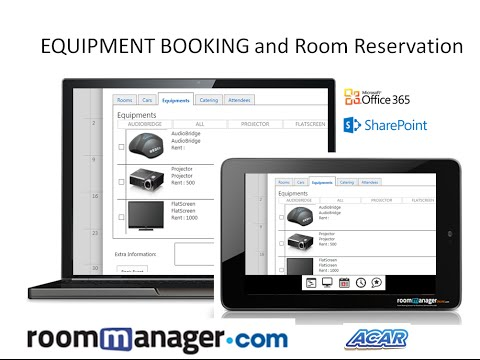 Equipment Booking and Reservation