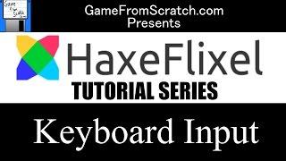 4. Keyboard Input