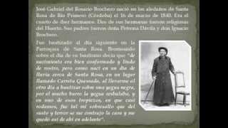 preview picture of video 'José Gabriel del Rosario Brochero (El Cura Gaucho)'