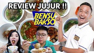 BENSU BAKSO By RUBEN ONSU!! BAKSO ARTIS PALING MURAH ?