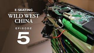 Soaking Wet Battery Fail – Electric Skateboard Battery