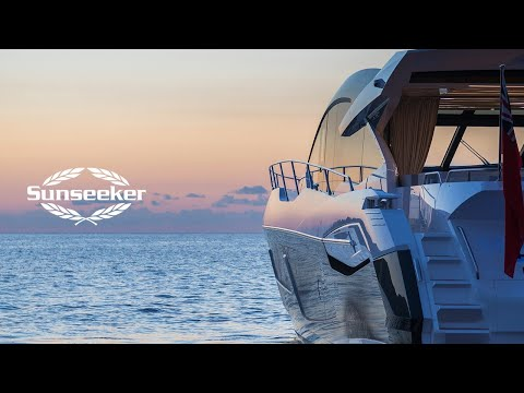 Sunseeker Predator 74 video