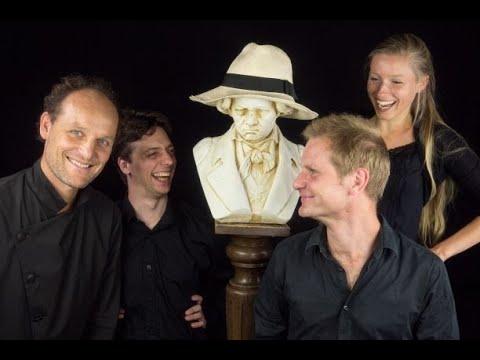 Livestream Nieuwjaarsconcert Taurus Quartet