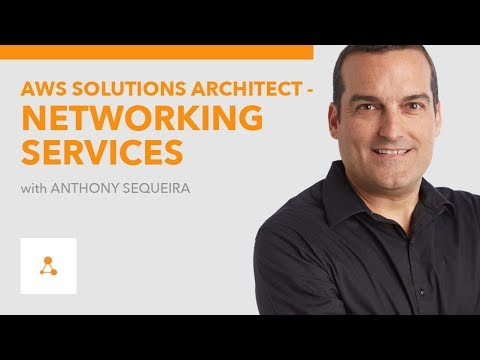 AWS Solutions Architect - Networking Services - YouTube