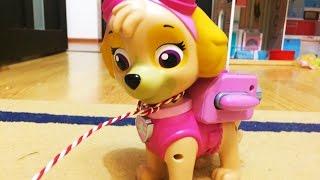 Свинка пеппа и щенячий патруль игрушки видео