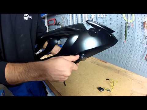LED Verkleidungsblinker LED Fairing Turning Signals für BMW S1000RR