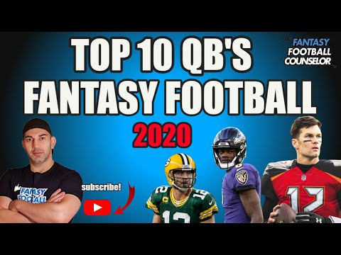 Download Fantasy Football Rankings 2020 - Top 10 Qb's Mp4 HD Video and MP3