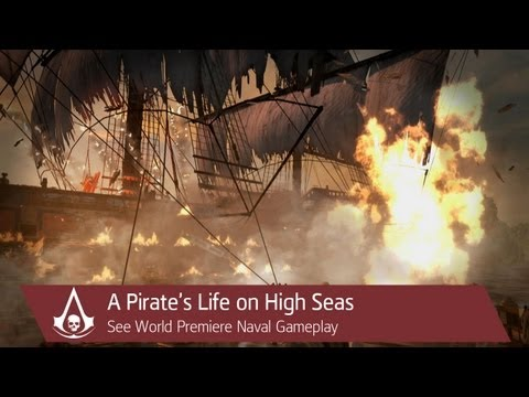 Assassin's Creed IV: Black Flag Commercial (2013) (Television Commercial)