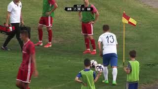 Highlights матчу Агробізнес - Гірник Спорт