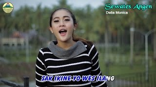 Della Monica - Sewates Angen _ Hip Hop Jawa    |   (Official Video)   #music