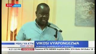 Shambulizi Garissa: Magaidi wavamia kampuni ya ujenzi ya Kichina hapo jana | KTN MBIU