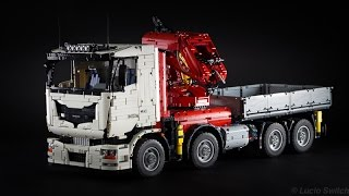 Lego® Technic Crane Truck