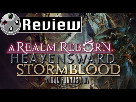 Final Fantasy 14 Review video thumbnail