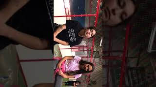 bubble soccer with the girls review