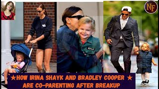 ★How Irina Shayk And Bradley Cooper Are Co-Parenting After Breakup