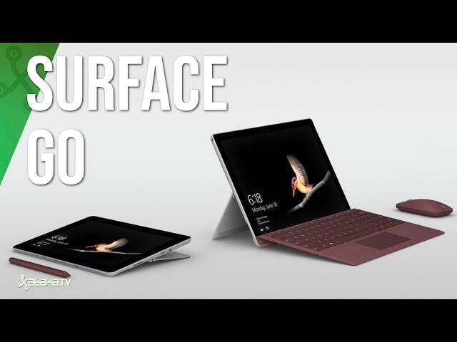 Surface Go: así es el nuevo rival del iPad