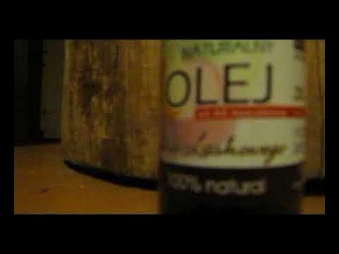 Laminowane olejek do włosów