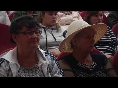 27 августа состоялась встреча старост и совета женщин с Администрацией Караидельского района