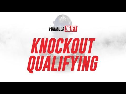フォーミュラドリフト 開幕戦アトランタ 予選フル動画