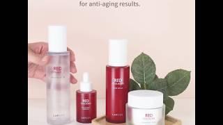 LAPCOS Red Collagen Skincare